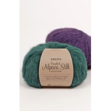 DROPS Brushed Alpaca Silk 25g